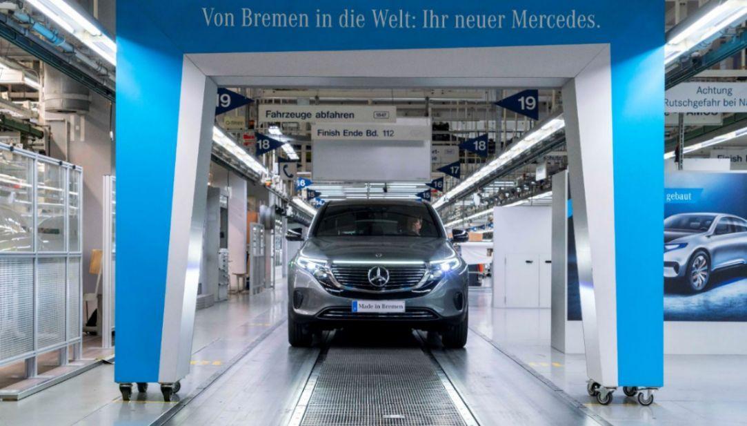 Der Mercedes unter den Elektrischen kann vorbestellt werden