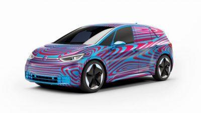Der VW ID.3 läutet die dritte Dekade von Volkswagen ein