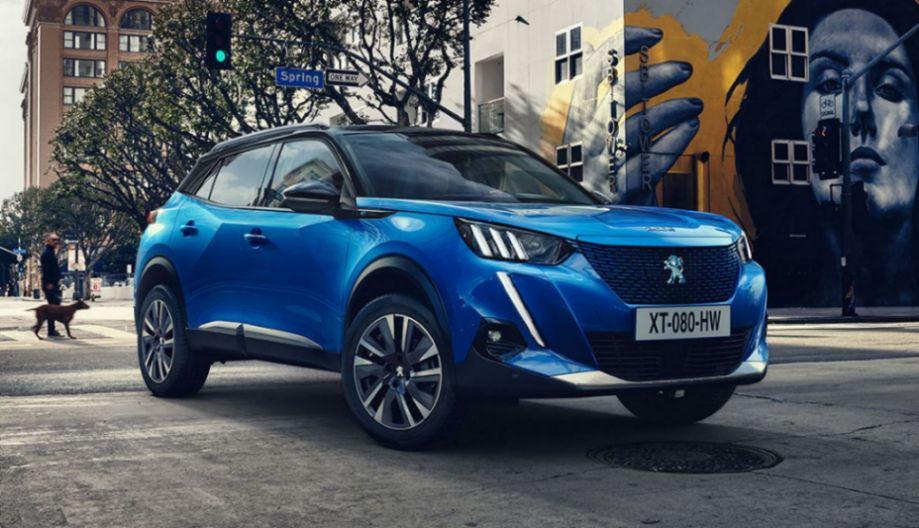 Neues Elektro-SUV Peugeot e-2008 bereitet sich auf den Marktstart vor