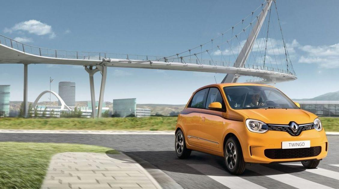 Renault Twingo Symbolfoto