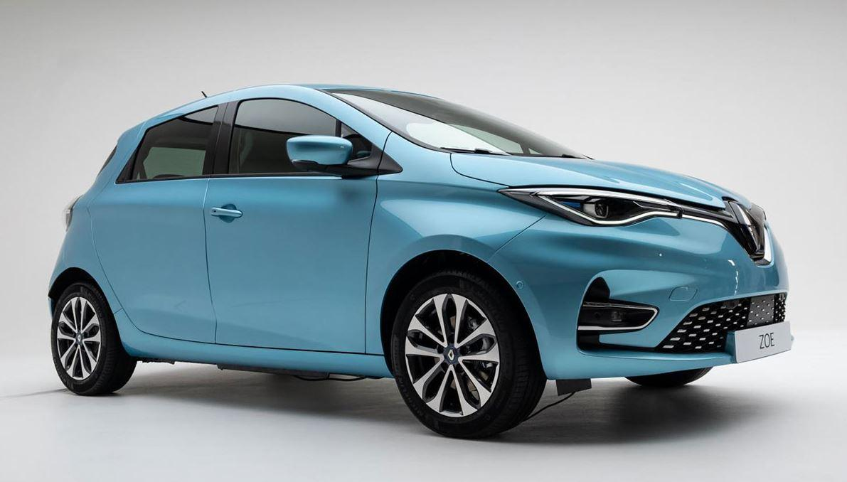 Neue Generation des Renault Zoe ist offiziell