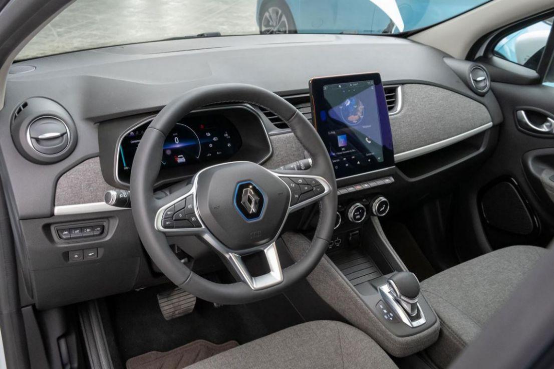 Renault Zoe Elektroauto_1