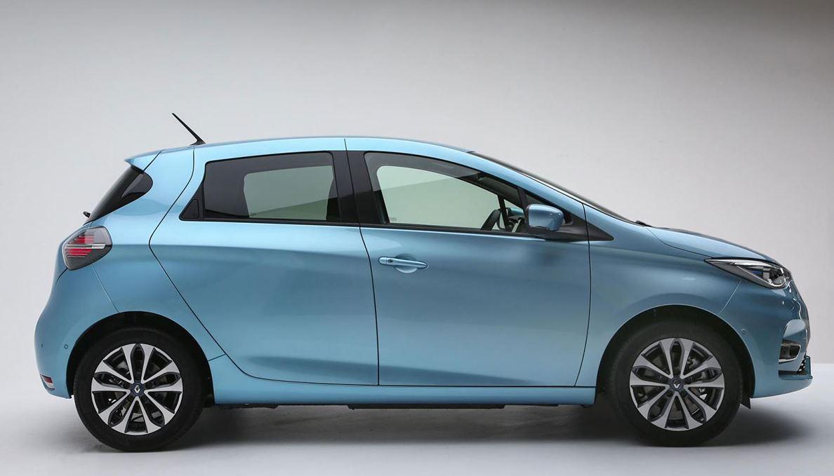 Renault Zoe Elektroauto_2