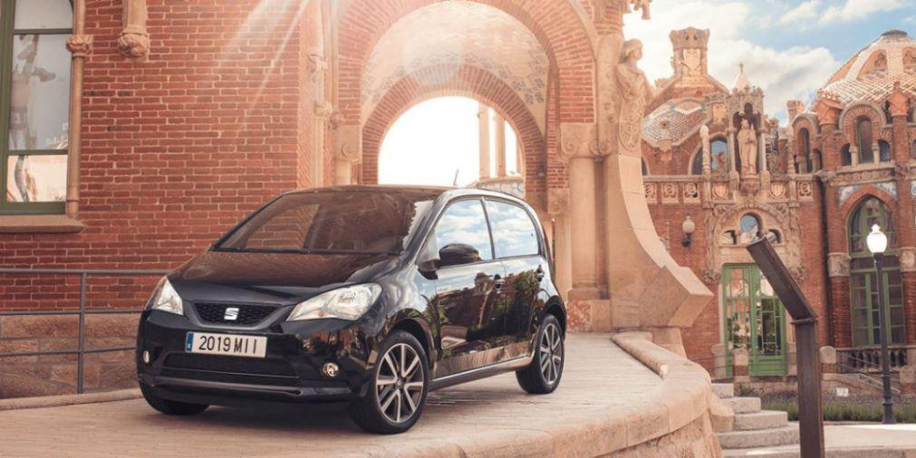 Der Mii Electric debütiert als erstes E-Auto von Seat