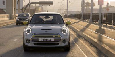 Mini Cooper SE mit Antrieb seines Münchener Bruders vorgestellt