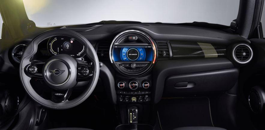 Mini Cooper SE Elektroauto_2