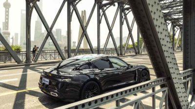 Mehr Details zum Porsche Taycan