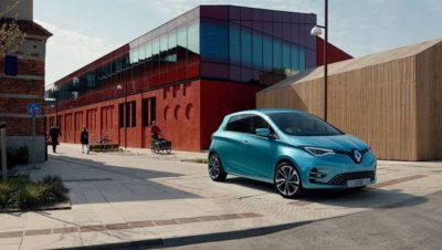 Preise zur neuen Generation des Renault Zoe stehen fest