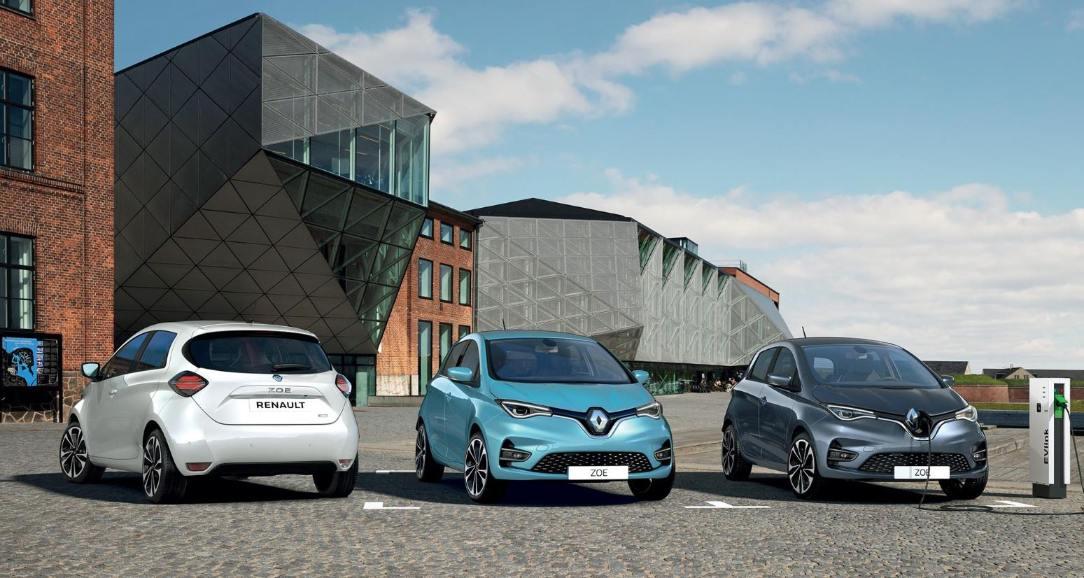 Renault Zoe Elektroauto 2019_1
