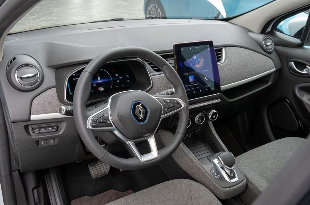 Renault Zoe Elektroauto 2019_2