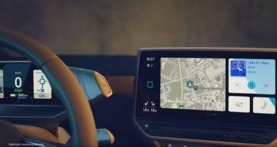 VW gewährt nun auch einen ersten Einblick in das Innenleben des ID.3