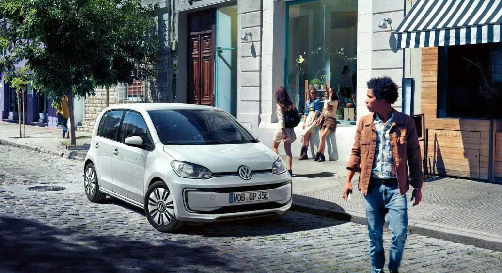 VW e-Up Elektroauto