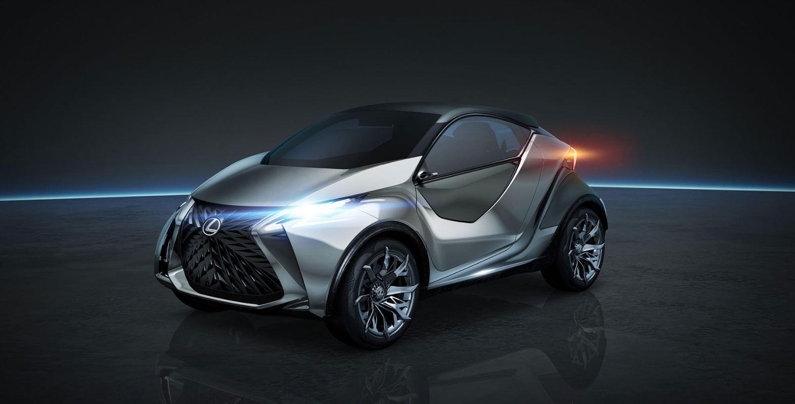 Lexus: Elektroauto-Debüt mit Cityflitzer