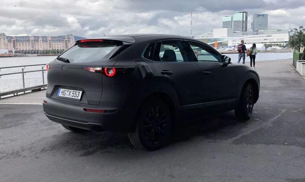 Mazda Prototyp Elektroauto_1