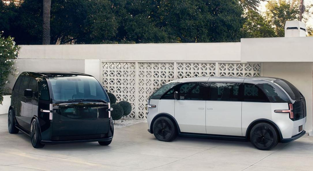Die Antwort auf das SUV: Startup Canoo zeigt E-Kleinbus