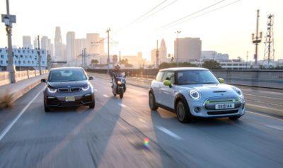 BMW-Tochter MINI plant Traveller SE als elektrischen Kompakt-Van