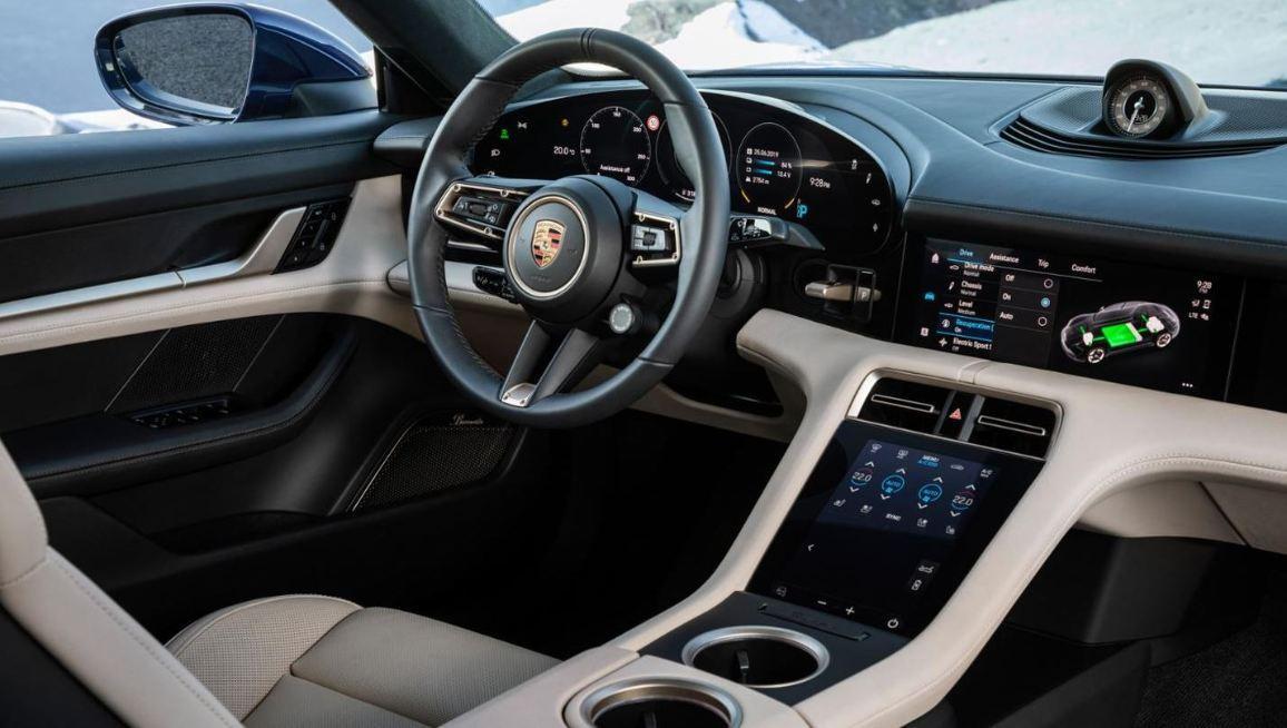 Porsche Taycan Elektroauto 2019_3