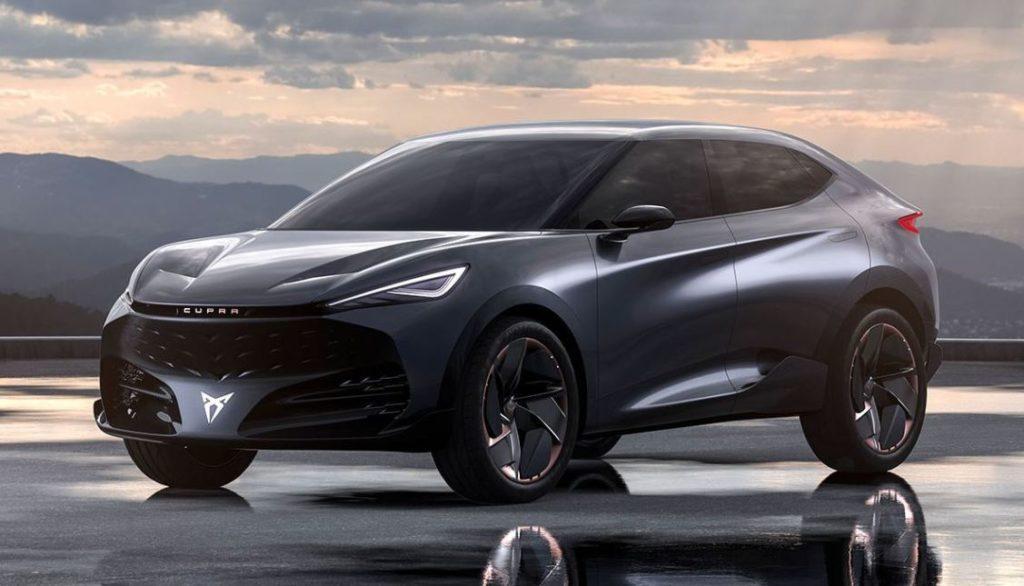 Seat Cupra Tavascan Concept Elektroauto