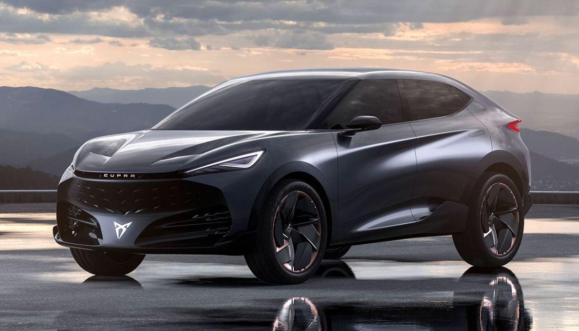 Seat-Tochter Cupra bringt den Tavascan Concept mit auf die IAA