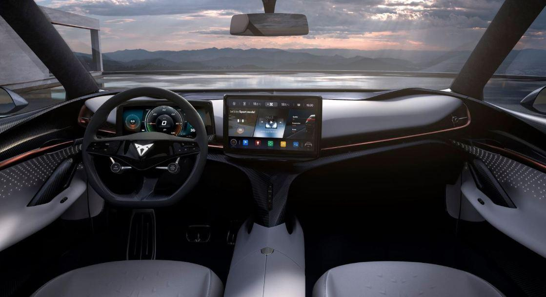Seat Cupra Tavascan Concept Elektroauto_1