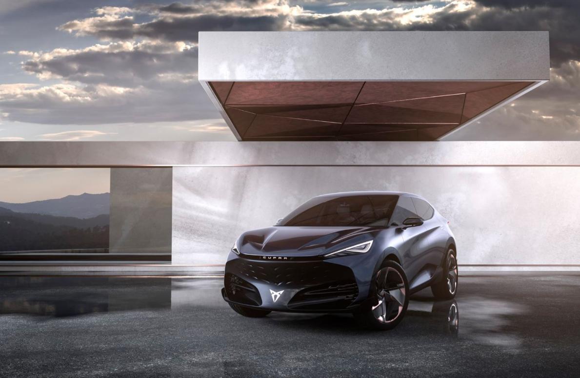 Seat Cupra Tavascan Concept Elektroauto_2