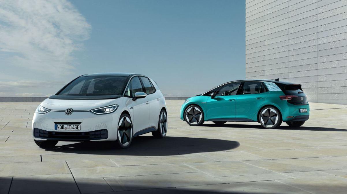 Volkswagen macht die Bühne für den Volks-Stromer ID.3 frei