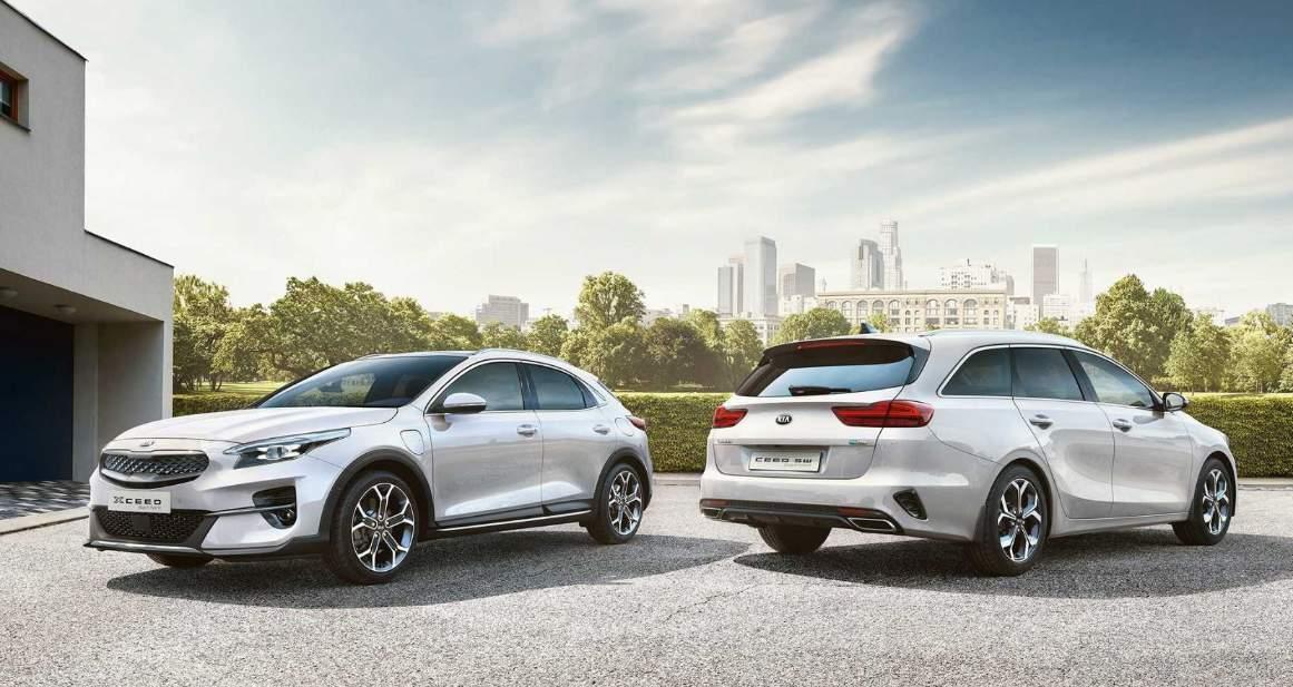 Kia XCeed und Kia Ceed Elektroautos