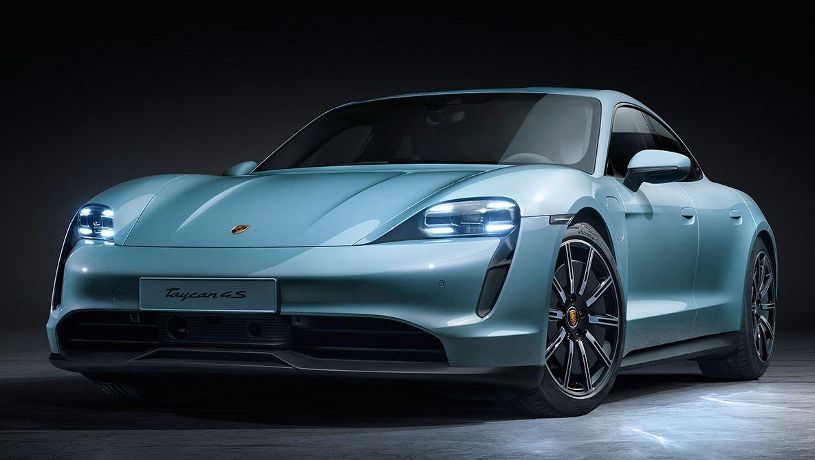 Porsche Taycan 4S Elektroauto_1