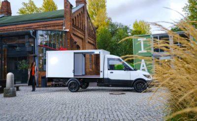 Work und Work L: StreetScooter präsentiert neue Generation seiner E-Transporter