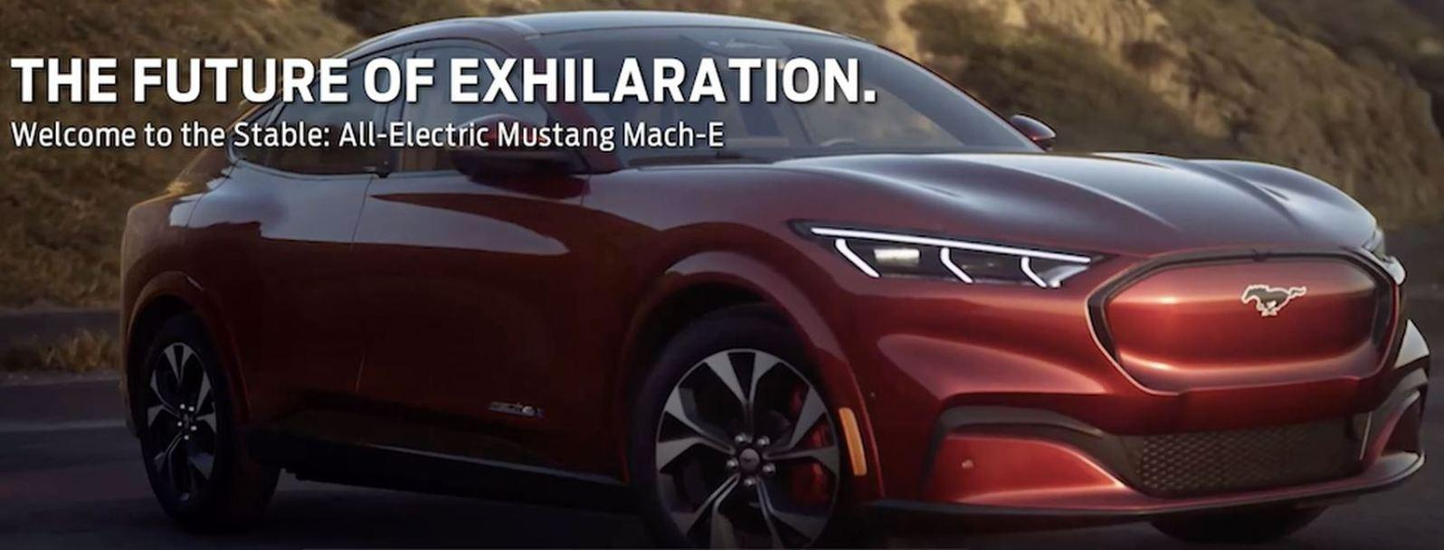 Leaks verraten vor der Premiere Details zum Ford Mustang Mach-E