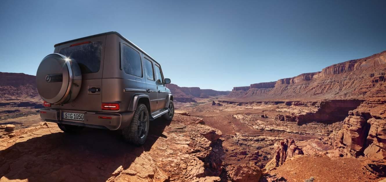 Legende erhält elektrische Seele: E-Version der Mercedes G-Klasse am Horizont