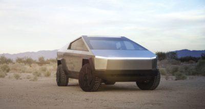 Außergewöhnlich elektrisch: Alles zur Premiere des Tesla Cybertruck