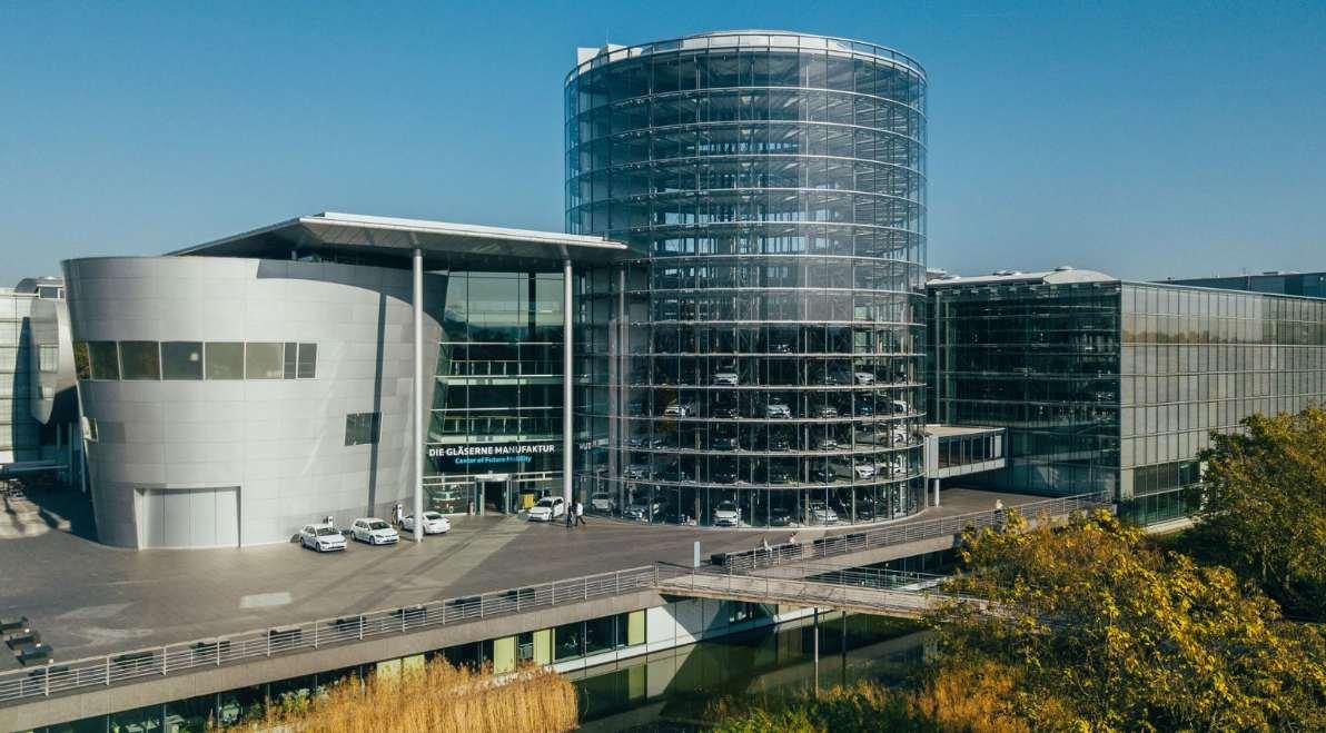 Gläserne Manufaktur Dresden wird zum Produktionsstandort für den ID.3