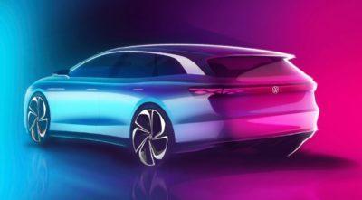 """""""Variant von morgen"""" – VW ID. Space Vizzion kommt Ende 2021"""