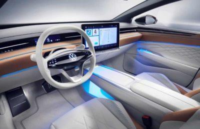 Erster E-Kombi von VW: Detaillierter Blick auf den ID. Space Vizzion