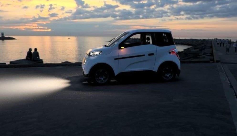 Zetta City Modul 1: Kleinstwagen bewirbt sich als günstigstes E-Auto
