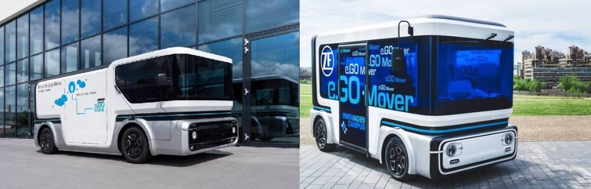 e.go mobile e.go mover beide varianten elektrofahrzeug