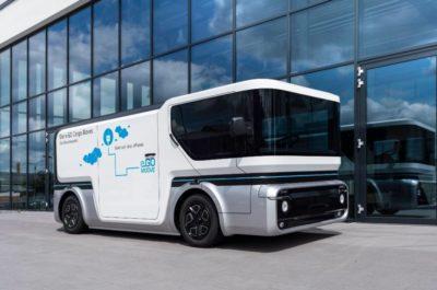 e.GO Cargo Mover: Neuer E-Transporter aus Aachen präsentiert