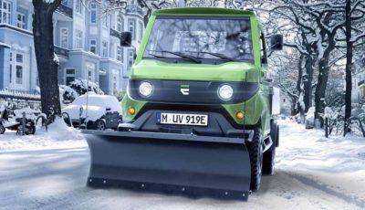 EVUM aCar: E-Nutzfahrzeug aus München bereitet sich für Mitte 2020 vor