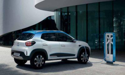 Renault City KZ-E wird auf dem Weg nach Europa wohl zum Dacia