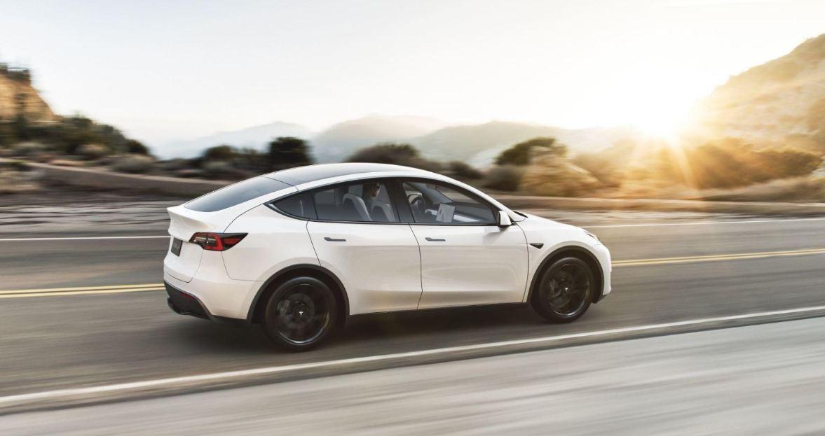Schickt Tesla das Model Y schon eher auf die Reise?