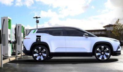 Fisker und Sony zeigen E-Autos auf der CES
