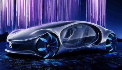 Ein Gruß aus der Zukunft: Der Mercedes Vision AVTR