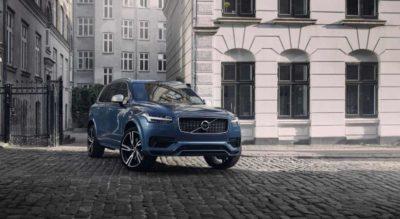 Vollelektrischer Volvo XC90 soll 2022 vorfahren