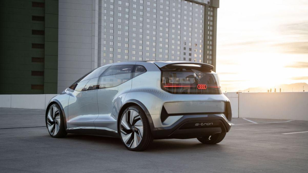 Audi hat alle Möglichkeiten und stellt kompakte E-Autos in Aussicht