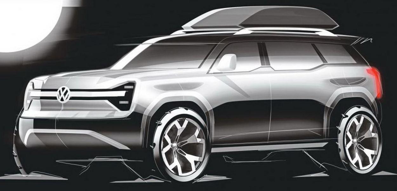 VW ID. Ruggdzz: Gerüchte zu robustem E-SUV