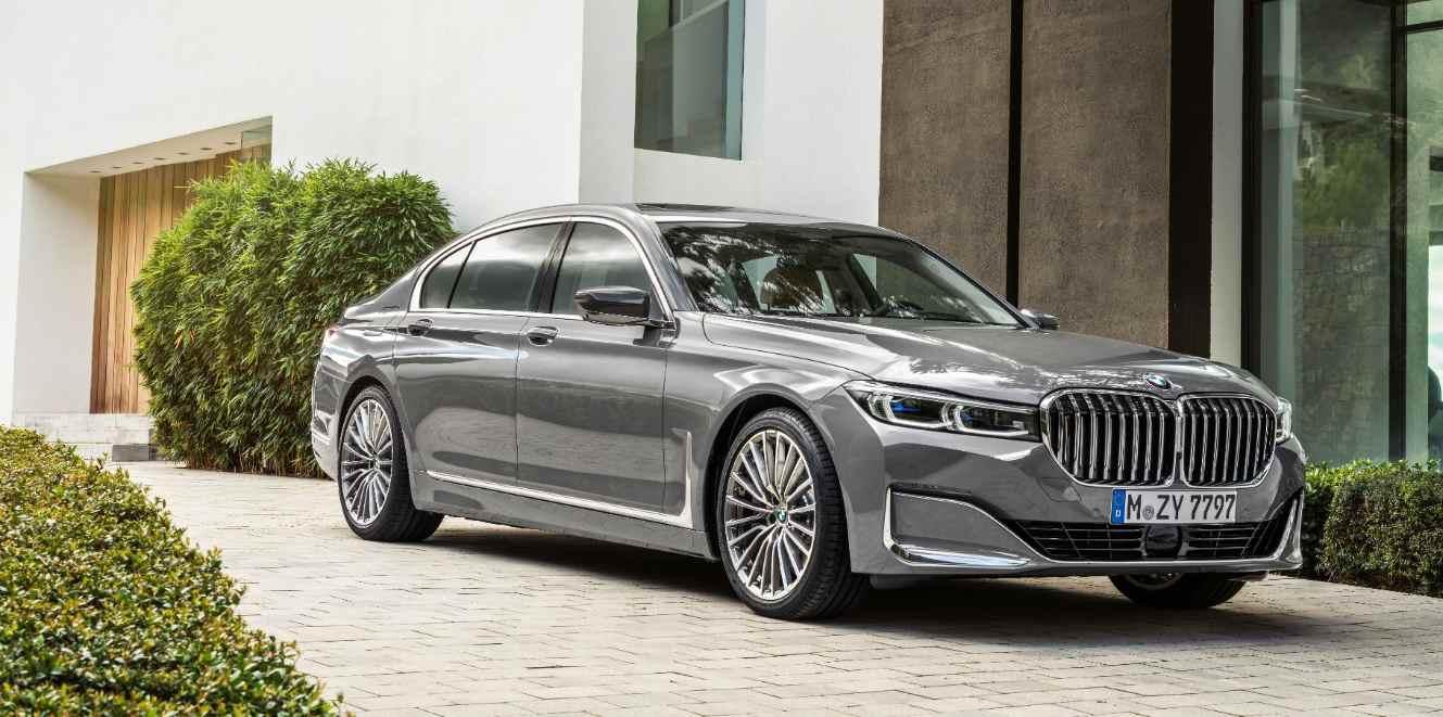 Vollelektrischer BMW i7 für nächste Generation bestätigt