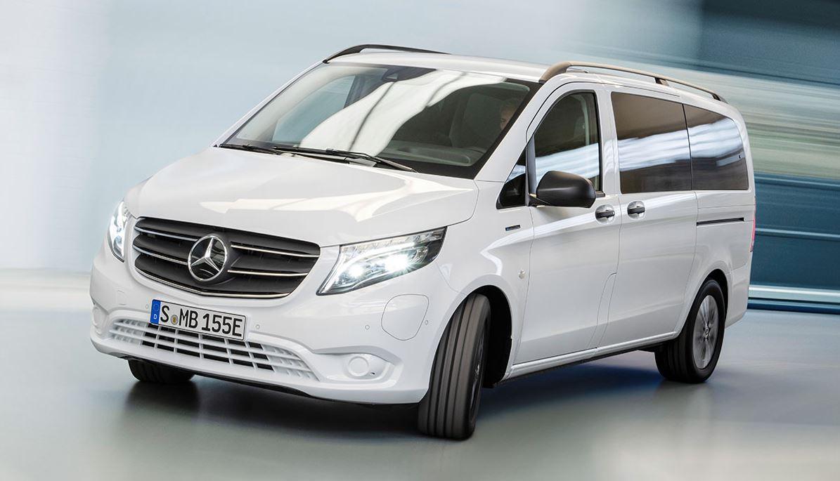 Neuer Mercedes eVito Tourer: Mehr Reichweite und weitere Verbesserungen