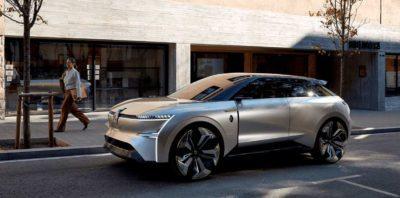 Von einem E-Auto, das mitwächst: Studie Renault Morphoz