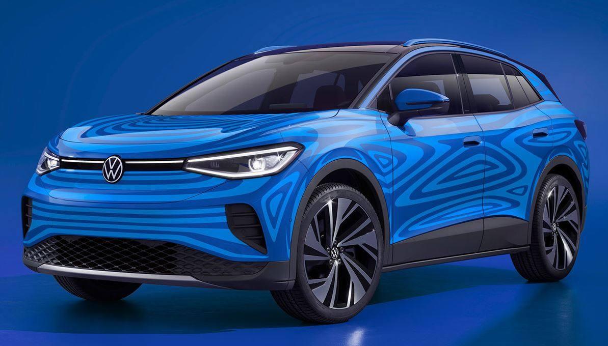 Vorgeschmack auf den VW ID.4. Start noch 2020